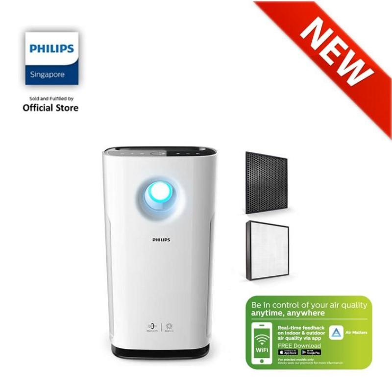 Free Mosquito Repellent (While Stock Last) with Philips Series 3000i Air Cleaner - AC3259/30 Singapore