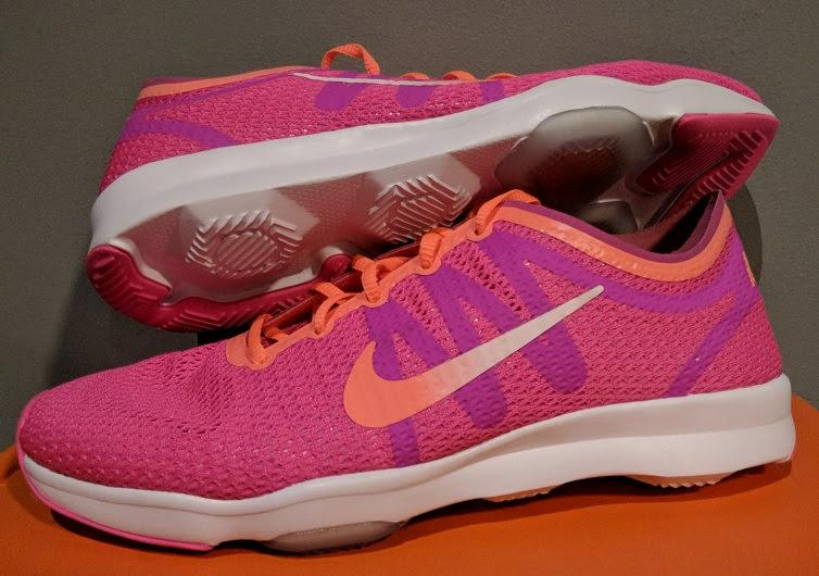 ... discount code for nike air zoom fit 2 672601 womens running track road fitness shoes trainers