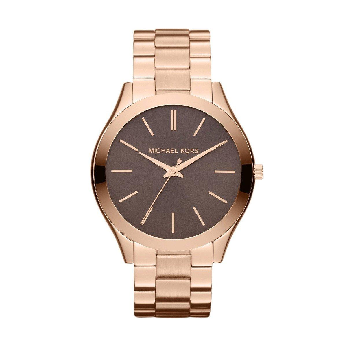 Affordable Marc Jacobs Mbm1316 Baker White Dial Brown Leather Ladies Mj1438 Michael Kors Rose Gold Runaway Watch Mk3181