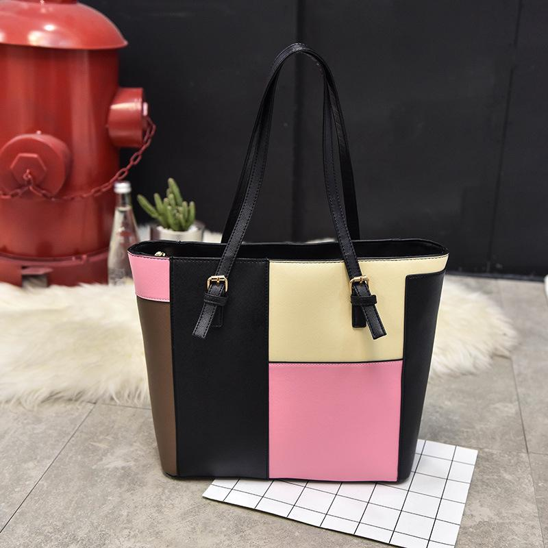Discount 2018 Glossy Big Tote Women Bags High Quality Women S Pu Leather Handbags Lagyoe On China