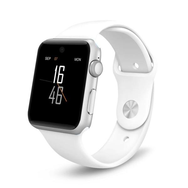New Bluetooth Smart Watch IWO 1:1 MTK2502C Wearable Devices Sync Notifier Support SIM Card for Apple Ios Iphone Android Phones Malaysia