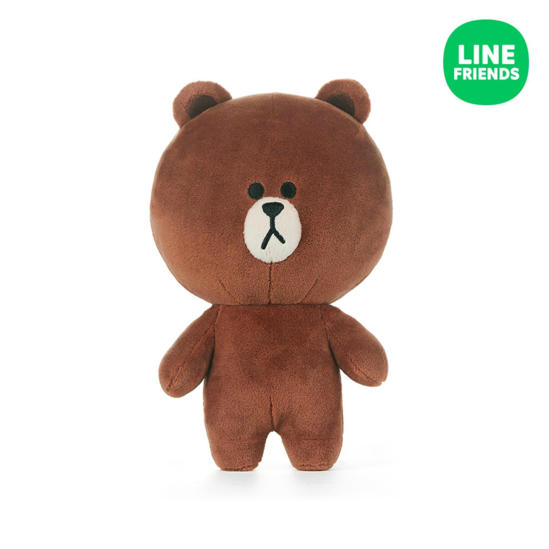Cheapest Standing Doll Medium Brown Season5