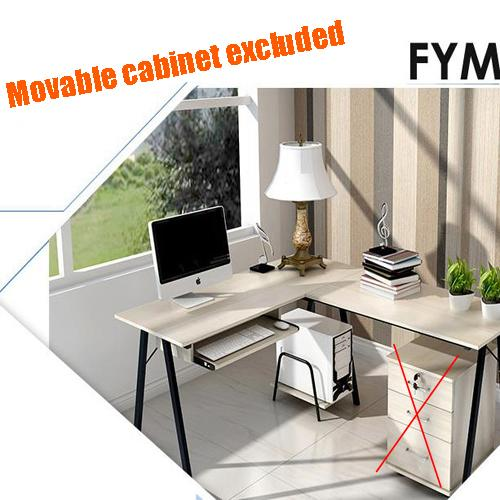 Price Compare Computer Study Table Without The Cabinet Model 701 Hlm Fym Seller Installation Included