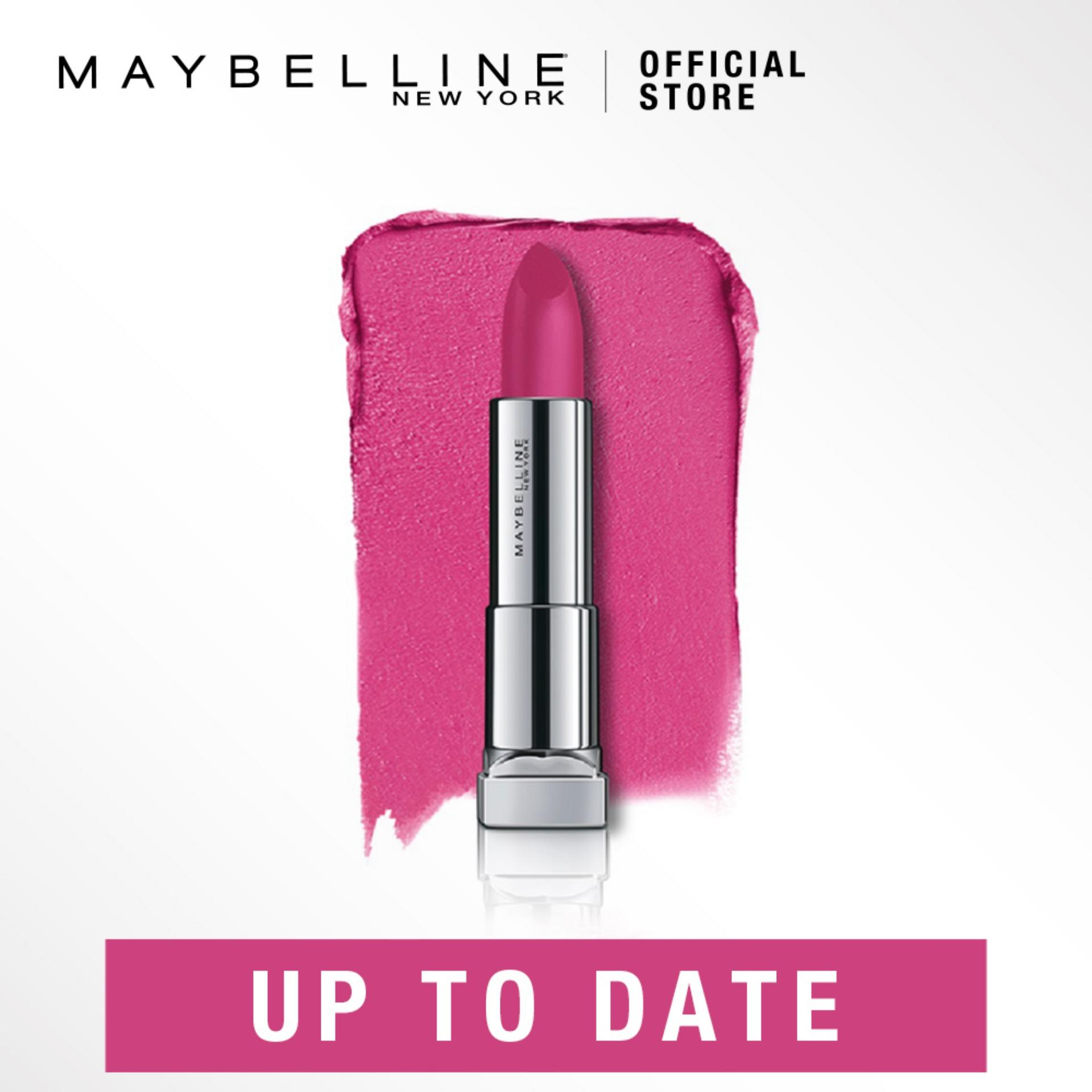 Maybelline Colorsensational Powder Matte