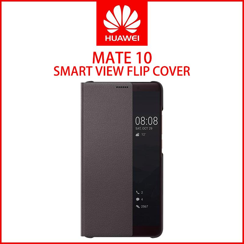 Cheap Huawei Mate 10 Smart View Flip Case Online