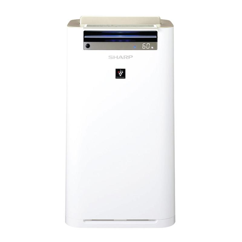 Sharp 50m2 KC-G60E Air Purifiers with Humidifying Functions Singapore