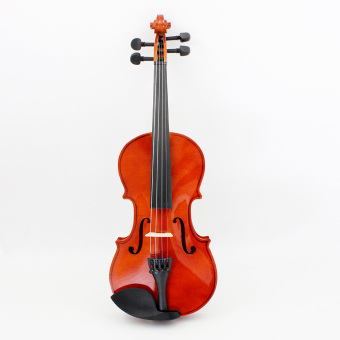 1/4 Violin Fiddle Basswood Steel String Arbor Bow Stringed Instrument Musical Toy for Kids Beginners