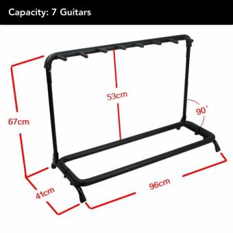 Harga 7 Heads Guitar Stand