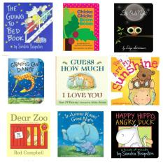 Board Books for Toddlers (Guess How Much I Luv U)