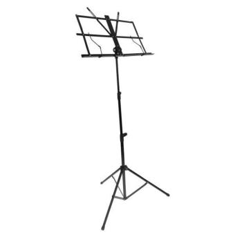 BolehDeals Music Stand Black - intl