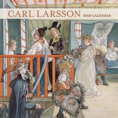 Carl Larsson 2018 Wall Calendar (Author: , ISBN: 9780764976308)