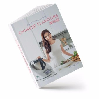 Cook with Olivia - Chinese Flavours Thermomix Cookbook