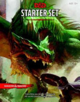 Harga Dungeons & Dragons Starter Box.