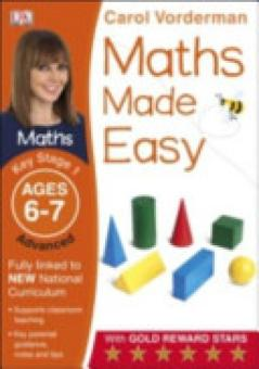 Harga Maths Made Easy Ages 6-7 Key Stage 1 Advanced