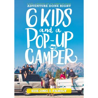 Harga 6 KIDS AND A POP-UP CAMPER