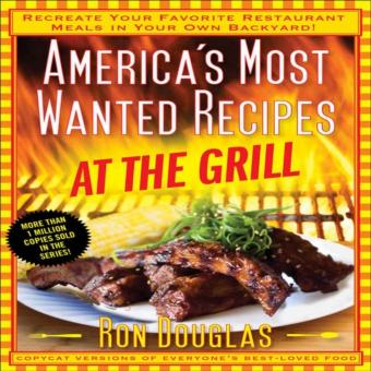 Harga America's Most Wanted Recipe From The Grill: