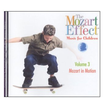 Harga The Mozart Effect CD - Music for Children Vol.3