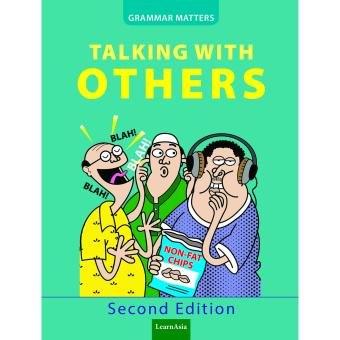 Harga GRAMMAR MATTERS: TALKING WITH OTHERS (2ND ED)