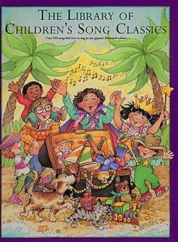 Harga The Library of Children's Song Classics.