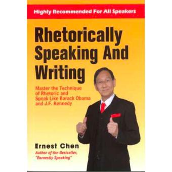 Harga RHETORICALLY SPEAKING AND WRITING