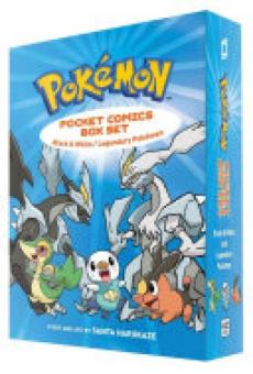 Harga Pokemon Pocket Comics Box Set