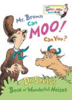 Harga Mr Brown Can Moo! Can You?.