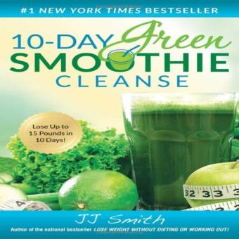 Harga 10 Day Green Smoothie Cleanse