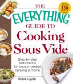 Harga The Everything Guide to Cooking Sous Vide.