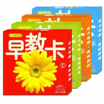 Harga Chinese Early Reader Flashcard New