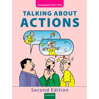 Harga GRAMMAR MATTERS: TALKING ABOUT ACTIONS (2ND ED)