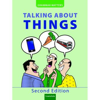 Harga GRAMMAR MATTERS: TALKING ABOUT THINGS (2ND ED)