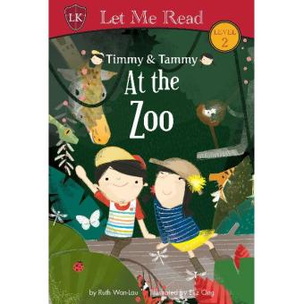 Harga Timmy & Tammy at The Zoo Level 2