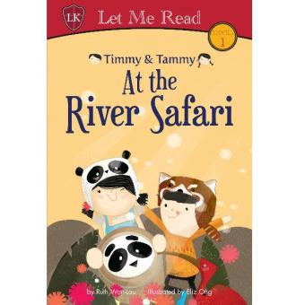 Harga Timmy & Tammy at the River Safari Level 1