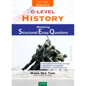 Harga O-LEVEL HISTORY: MASTERING STRUCTURED ESSAY QUESTIONS