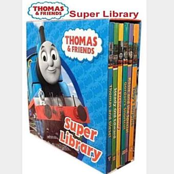 Harga Thomas and friends Little library (6 Books)