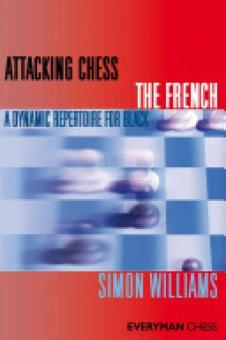 Harga Attacking Chess: The French.
