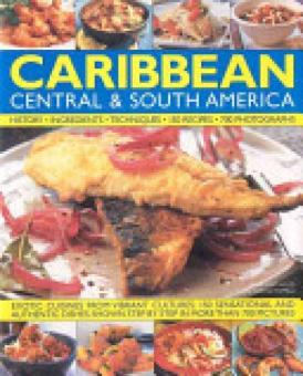 Harga The Illustrated Food and Cooking of the Caribbean, Central and South America.