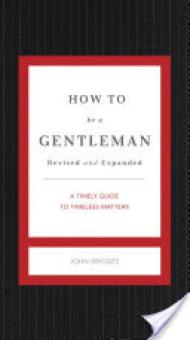 Harga How to be a Gentleman Revised & Updated…