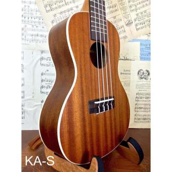 KA-S [Top5 EntryLevel Ukulele][Kala flagship KA mahogany]Soprano Size with Valued Accessory Pack