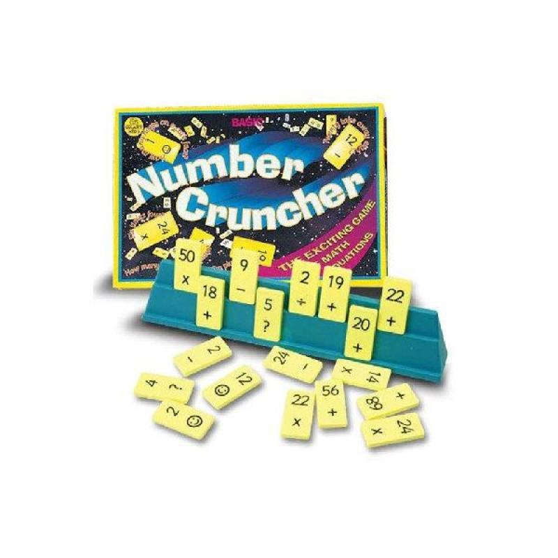 M20 Number Cruncher Beginners