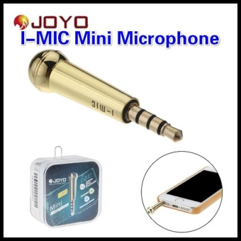 MHS I-Mic Mini Microphone Portable Mic For Smartphone Mobile Phonecellphone Ios Android Windows - intl