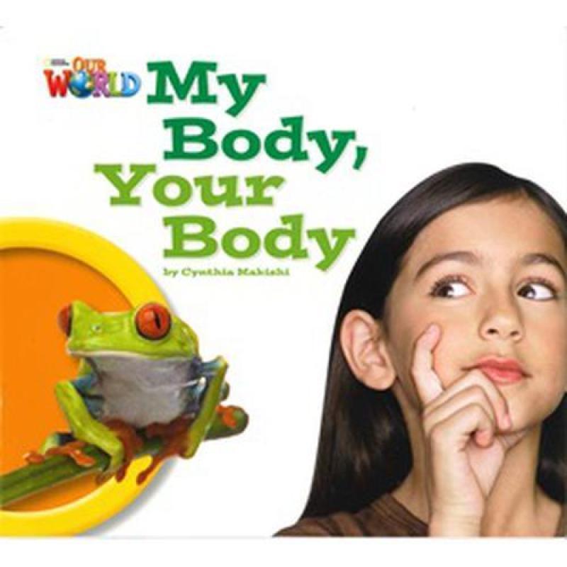My Body Your Body Big Book