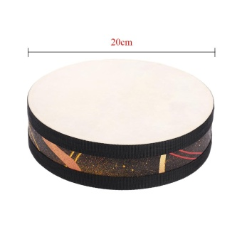 Ocean Wave Bead Drum Gentle Sea Sound Musical Instrument Percussion - intl
