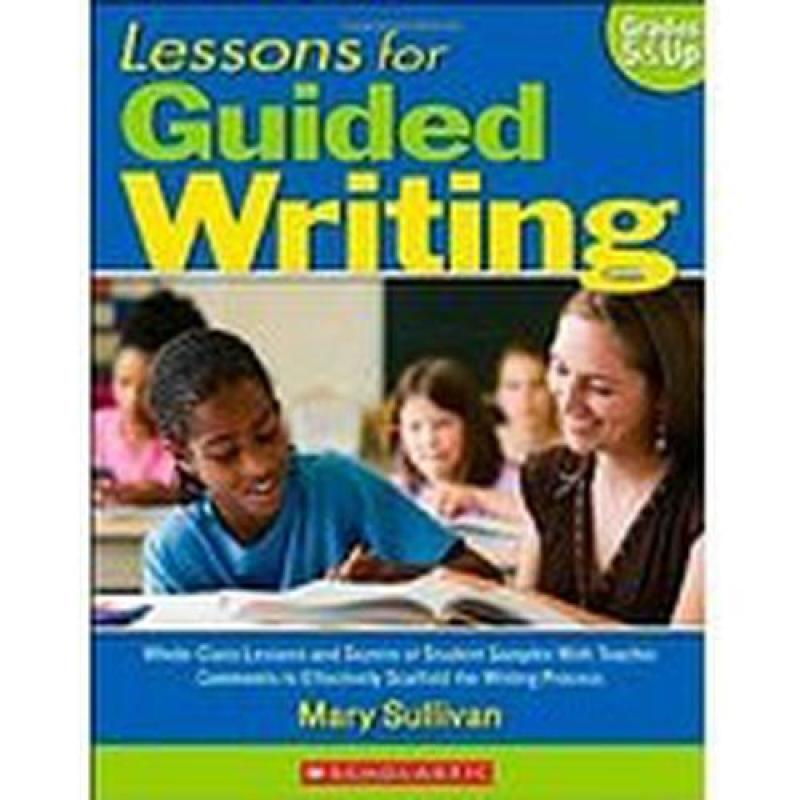 SC505401 Lessons for Guided Writing