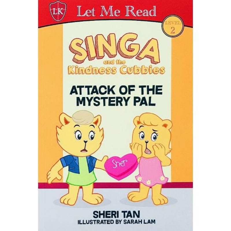 Singa & Kindness Cubbies: Attack of the Mystery Pal L2