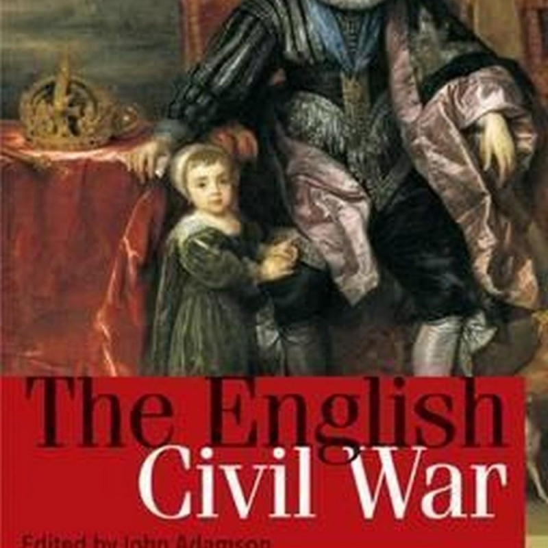 The English Civil War (Author: John William Adamson, ISBN: 9780333986561)
