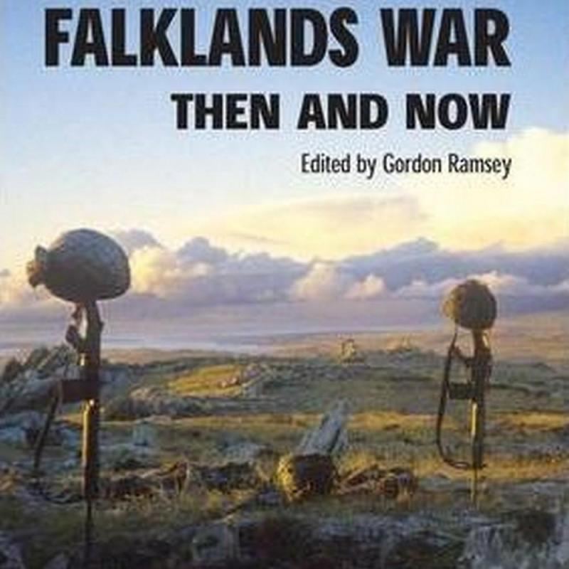The Falklands War Then and Now (Author: , ISBN: 9781870067713)
