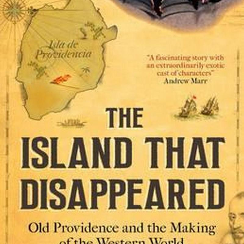 The Island That Disappeared (Author: Tom Feiling, ISBN: 9781911184041)