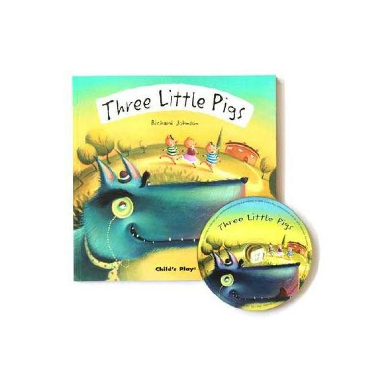 The Three Little Pig + CD
