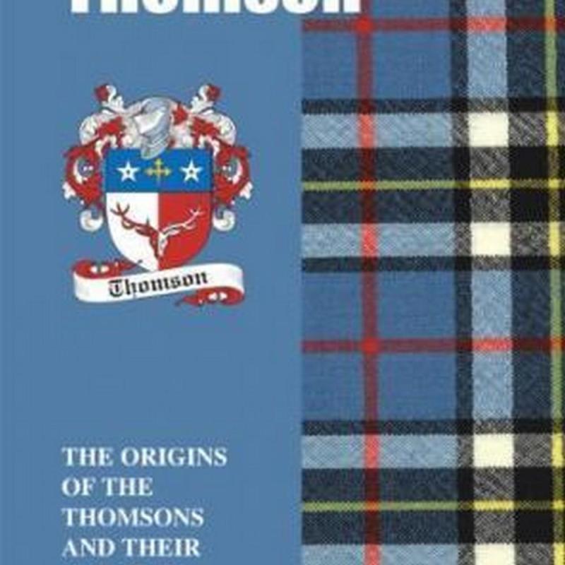 Thomson (Author: Iain Gray, ISBN: 9781852171193)
